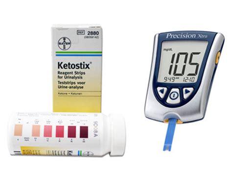 ketosis measuring ketones