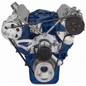 Ford Serpentine Kit  289 C  U0026 Alternator
