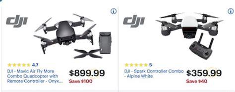 dji drone deals  black friday    spark