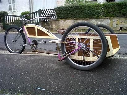 Trike Woody Wood Rat Rod Bike Bikes