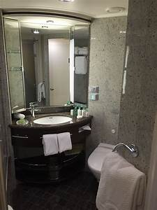 1st time oceania good ports but no sea days riviera With riviera bathrooms