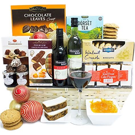 holidays christmas hamper traditional luxury gourmet
