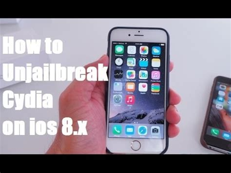 how to unjailbreak iphone without computer how to unjailbreak your iphone or ipod touch with