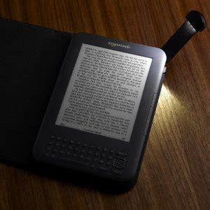 Kindle With Light by Kindle 3 Sereniteit