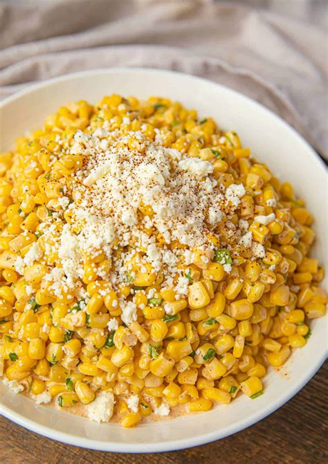 ultimate mexican corn salad quick easy dinner