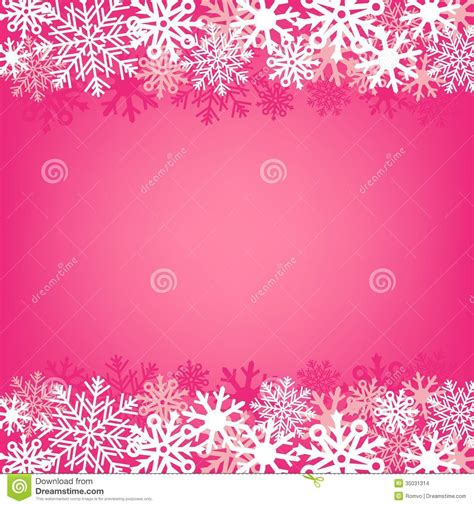 pink snow background stock images image