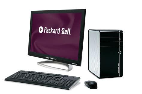 packard bell pc bureau portables pc et écrans nouveautés packard bell