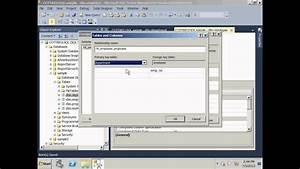 Sql Server 2012 Create Relationships And Er Diagram