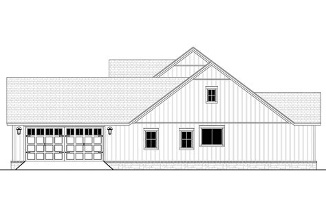 House Plan 80804 Traditional Style with 2607 Sq Ft 4