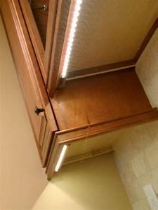 Undermount lighting rope lights diy pinterest for Under cabinet rope lighting
