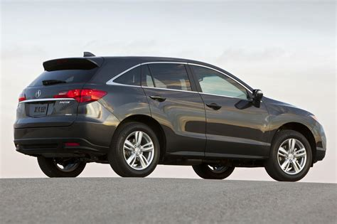 2015 acura rdx information and photos zombiedrive