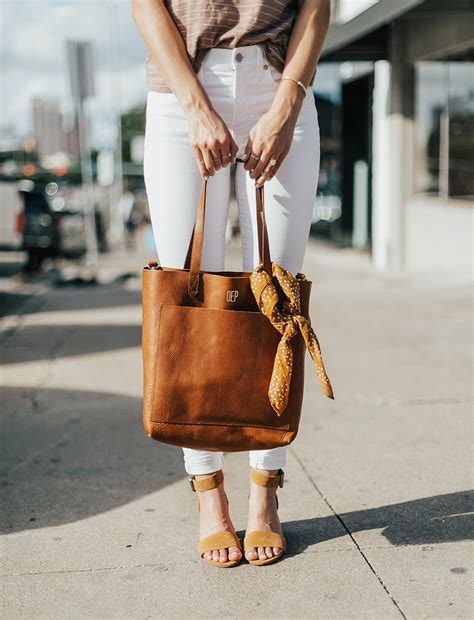 must have monogram tote bag livvyland austin fashion and style