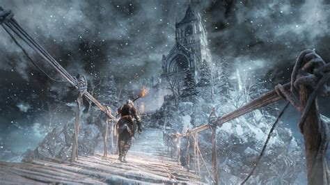 dark souls  ashes  ariandel dlc releases today