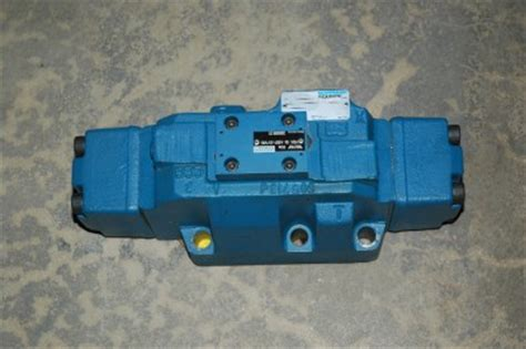 rexroth   electro hydraulic directional spool control valve  weh size