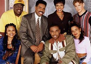 Take A Look At 'The Steve Harvey Show' Cast 15 Years After ...