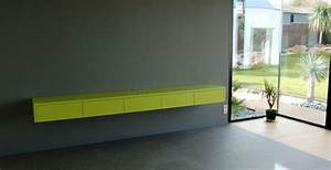 Console Murale Suspendue : pls agenceur ~ Premium-room.com Idées de Décoration