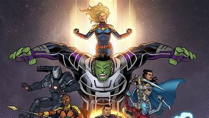 Avengers Endgame 4k Deviantart Wallpapers Artwork Movies