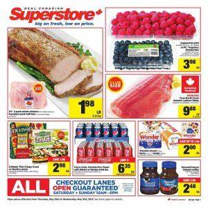 Real Canadian Superstore Flyer May 29 2017