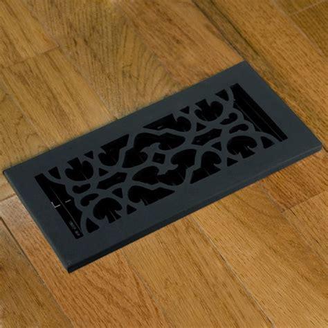 Cast Iron Floor Register Covers by Cast Iron Floor Vent Cover Signature Hardware Black