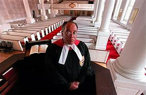 Rev. Gomes, Harvard minister and author, dies at 68 - The ...