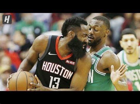 Boston Celtics vs Houston Rockets Full Game Highlights ...