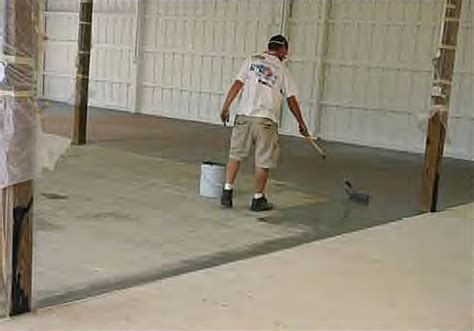 Warehouse Floor Coatings    Epoxy, Paint or Urethane?