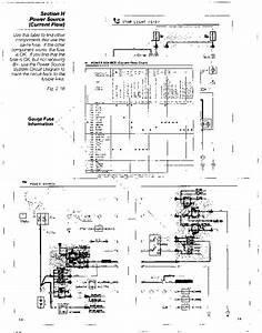Power Source System Circuit Diagram