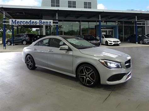 New 2018 Mercedes-benz Cla Cla 250 Coupe In Milwaukee