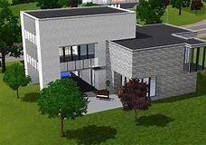 Images for maison moderne de luxe sims 3 codeshop36promo.cf