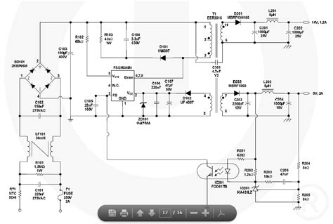 Smps Circuit Diagram Using Mosfet Images