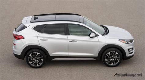 Hyundai Tucson 2019 Facelift by Hyundai Tucson 2019 Facelift Side Autonetmagz Review