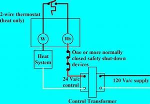 Furnace Wiring Diagrams With Thermostat