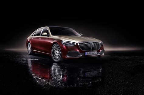 mercedes maybach  class  revealed autocar india