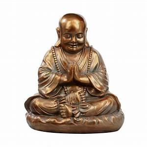 Signification Des 6 Bouddhas : statue bouddha assis 53cm cuivre ~ Melissatoandfro.com Idées de Décoration