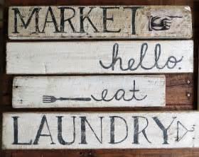 Pallet Wood Sign Craft Ideas
