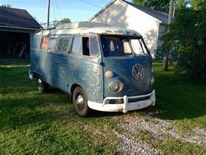 1966 Volkswagen Westfalia So42 Camper Vw Bus For Sale
