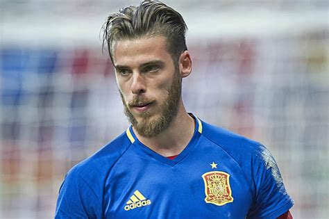 Real Madrid Target David De Gea