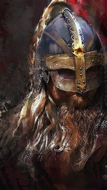 Medieval Warriors Helmets Artwork Iphone Mobile Wallpapers