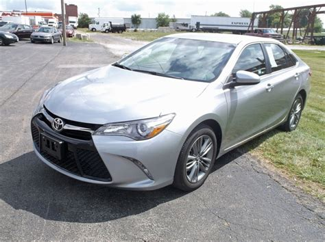 2016 Toyota Camry Reviews And Rating