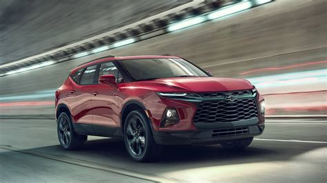 New Chevrolet Blazer Ditches Rugged Suv Roots For Modern