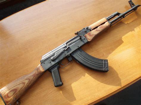 Ak-47 Wasr 10/63 W/extras & Ammo For Sale