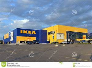 Ikea Store In Ottawa Canada Editorial Stock Photo Image