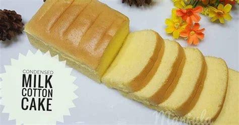 Ingin tahu seperti apa membuat hidangan resep kue lumpur kentang istimewa kali ini? Cotton Cake Hanya dengan 5 bahan, resepnya Mba Tintin ...
