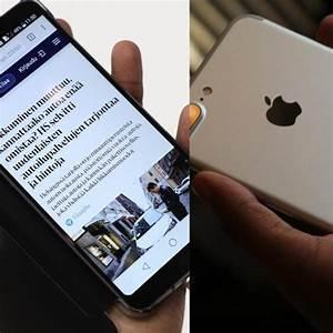 Iphone 7 Comparatif : lg g6 vs iphone 7 plus face face en photo ~ Medecine-chirurgie-esthetiques.com Avis de Voitures