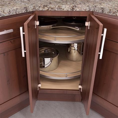 kitchen cabinet lazy susan vauth sagel recorner maxx lazy susan 26 3 4 5560