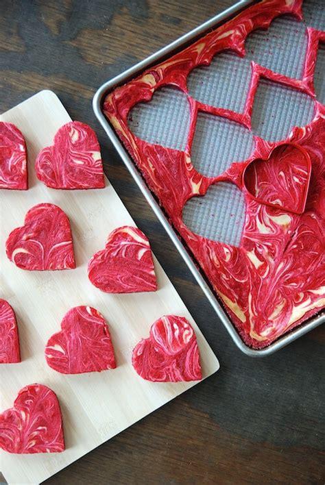 Red Velvet Cheesecake Marbled Brownies