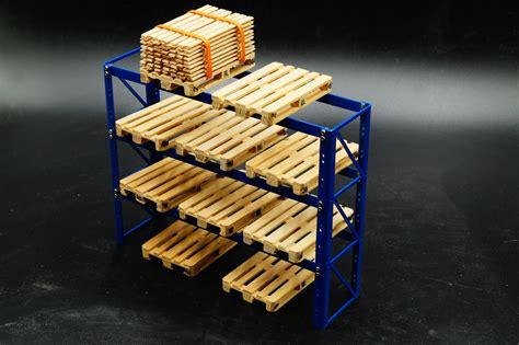 scale pallet rack