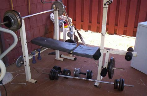 Weider Weight Bench Weights For Sale From Aiea Hawaii