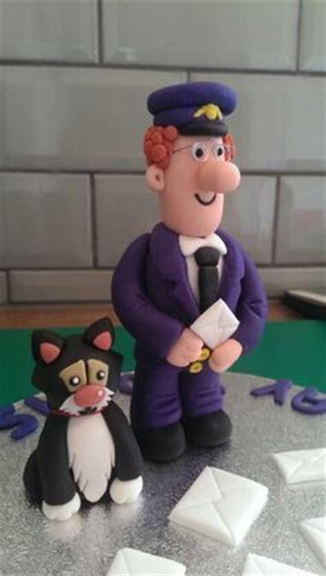 postman pat cake ideas  pinterest postman pat