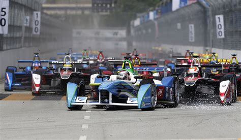 E Scow Racing by Formula E The Season Is And Runningby